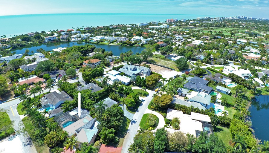 Real Estate Photography - 367 5Th Ave North, Naples, FL, 34102 -