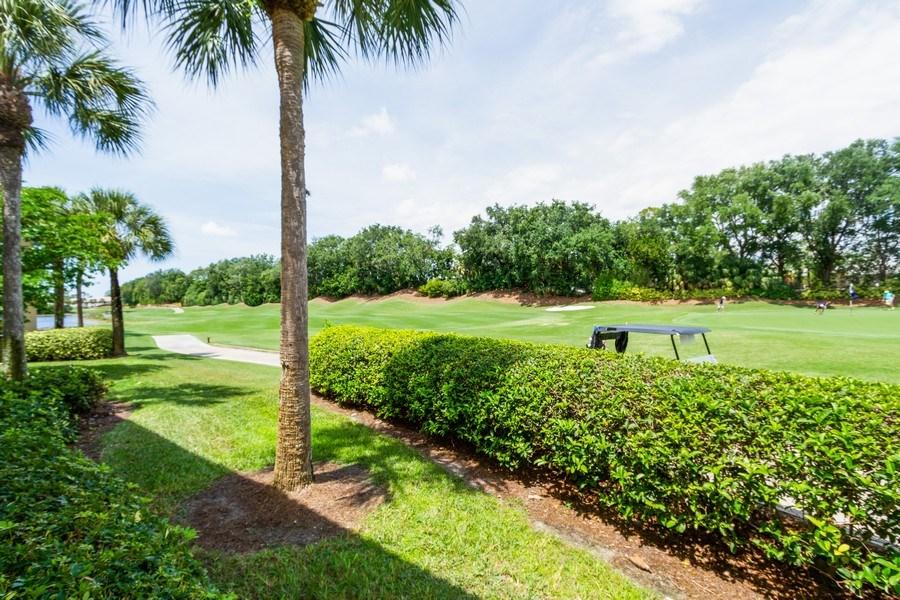 Real Estate Photography - 2345 Carrington Ct #102, Naples, FL, 34109 - Golf Course