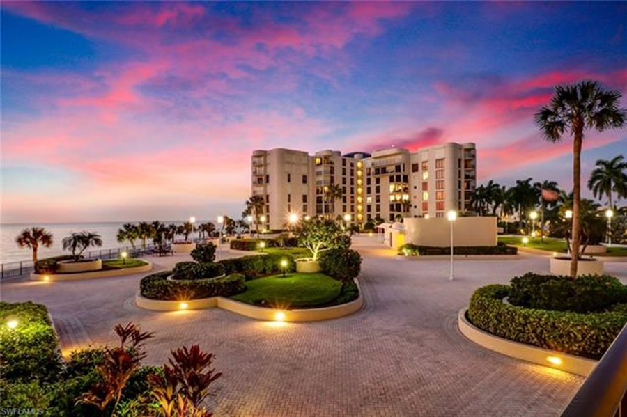 Real Estate Photography - 3115 Gulf Shore BLVD N 209S 3115, NAPLES, FL, 34103 - Location 1
