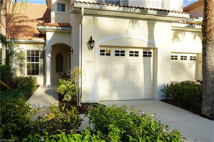 Real Estate Photography - 4690 Winged Foot CT 103 4690, NAPLES, FL, 34112 - Location 1