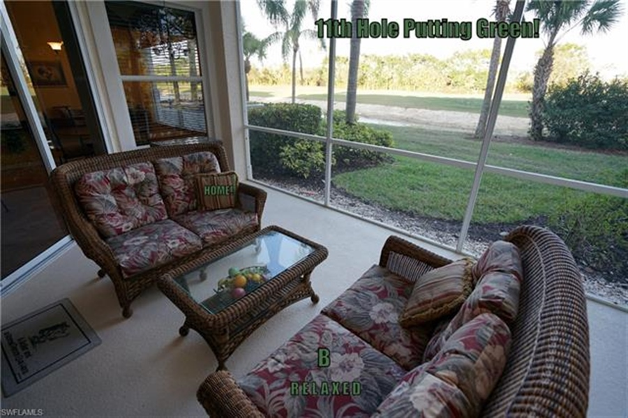 Real Estate Photography - 4690 Winged Foot CT 103 4690, NAPLES, FL, 34112 - Location 18