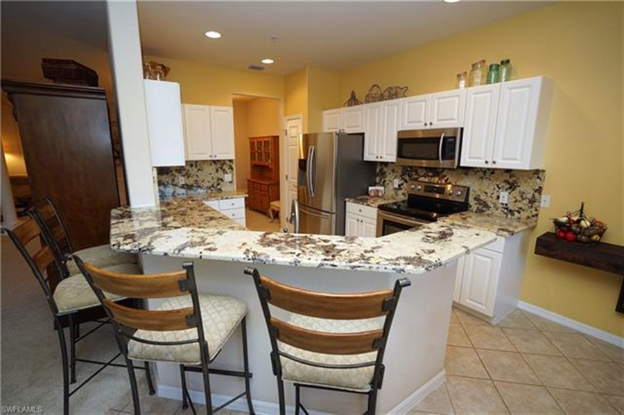 Real Estate Photography - 4690 Winged Foot CT 103 4690, NAPLES, FL, 34112 - Location 23