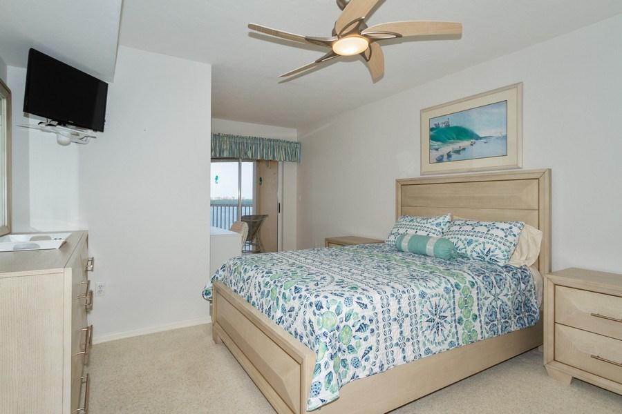 Real Estate Photography - 4895 Bonita Beach Rd, 504, Bonita Springs, FL, 34134 - Bedroom