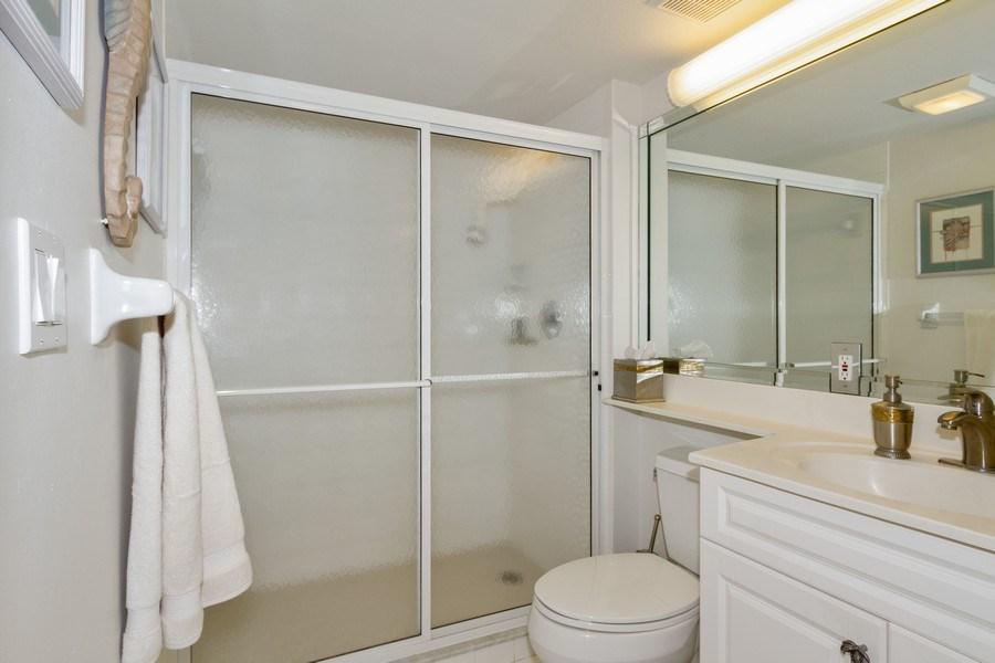 Real Estate Photography - 4895 Bonita Beach Rd, 504, Bonita Springs, FL, 34134 - Bathroom