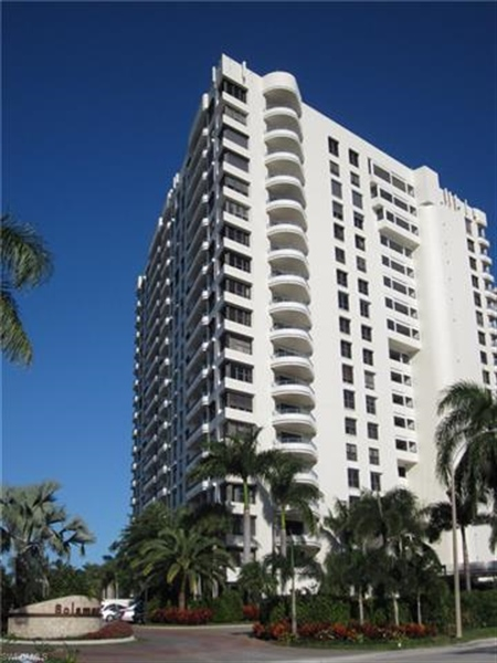 Real Estate Photography - 4451 Gulf Shore BLVD N 1105 4451, NAPLES, FL, 34103 - Location 4