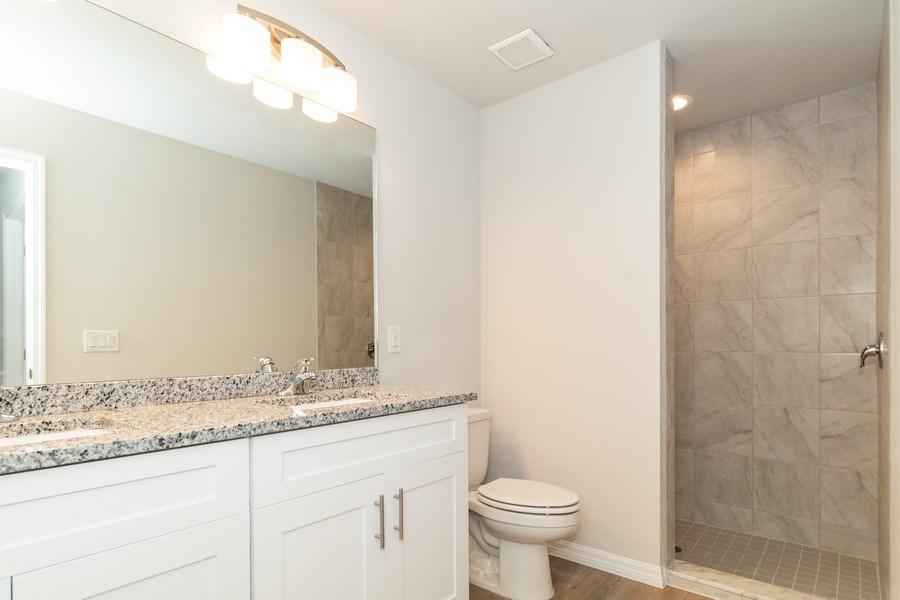 Real Estate Photography - 815 Vogiantzis Parkway, Cape Coral, FL, 33909 - Master Bathroom