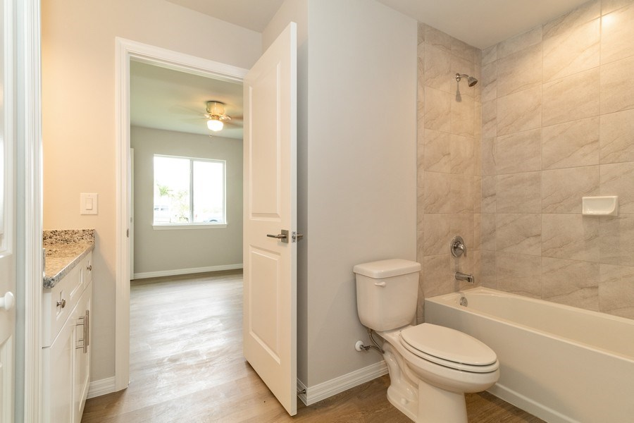 Real Estate Photography - 815 Vogiantzis Parkway, Cape Coral, FL, 33909 - Bathroom