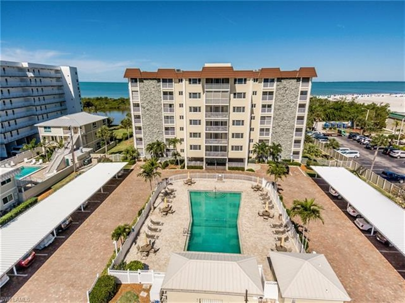 Real Estate Photography - 6900 Estero BLVD 701 6900, FORT MYERS BEACH, FL, 33931 - Location 1