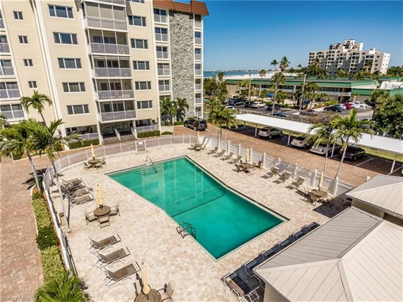 Real Estate Photography - 6900 Estero BLVD 701 6900, FORT MYERS BEACH, FL, 33931 - Location 3