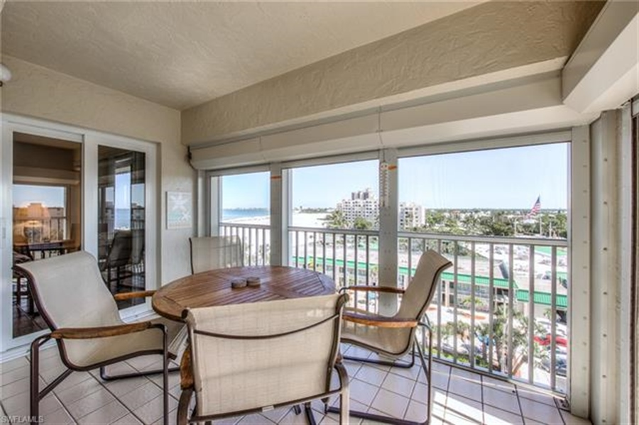 Real Estate Photography - 6900 Estero BLVD 701 6900, FORT MYERS BEACH, FL, 33931 - Location 6