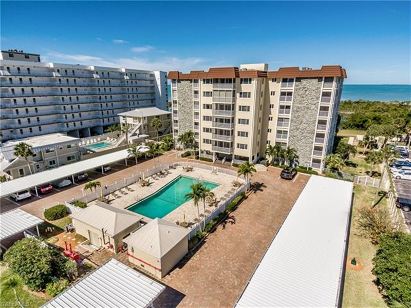 Real Estate Photography - 6900 Estero BLVD 701 6900, FORT MYERS BEACH, FL, 33931 - Location 27