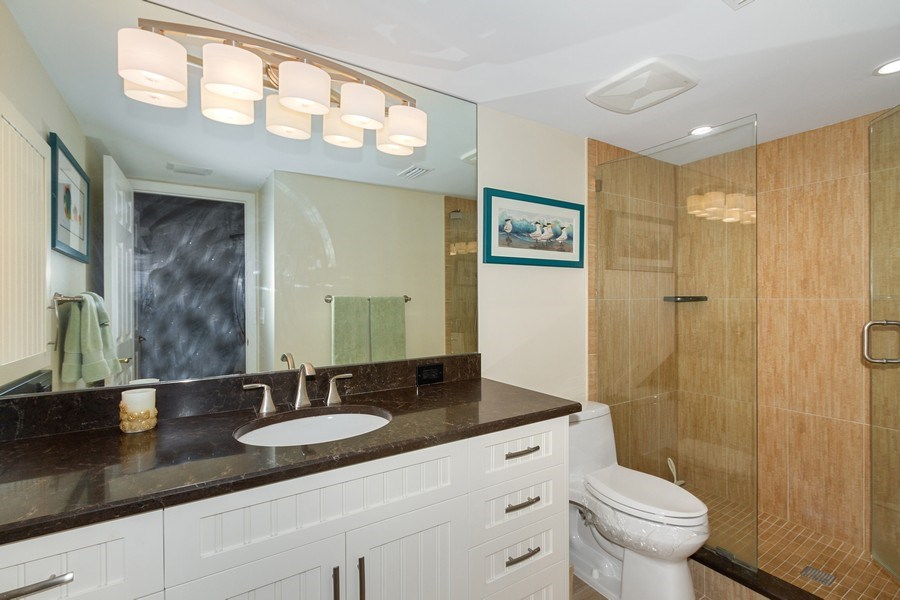 Real Estate Photography - 2835 Bonita Beach Rd, Bonita Springs, FL, 34134 - Master Bathroom