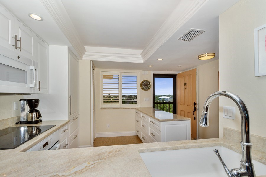 Real Estate Photography - 2835 Bonita Beach Rd, Bonita Springs, FL, 34134 - Kitchen
