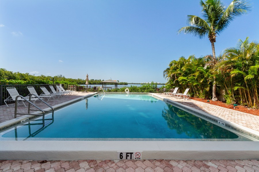 Real Estate Photography - 2835 Bonita Beach Rd, Bonita Springs, FL, 34134 - Outdoor Pool