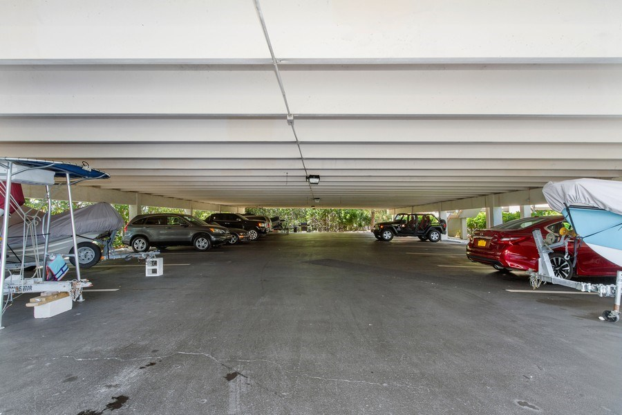 Real Estate Photography - 2835 Bonita Beach Rd, Bonita Springs, FL, 34134 - Garage