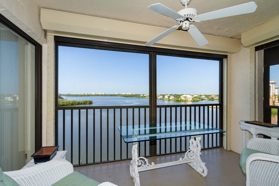 Real Estate Photography - 2835 Bonita Beach Rd, Bonita Springs, FL, 34134 - Lanai