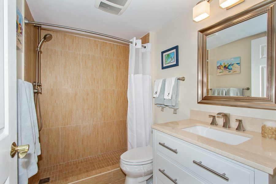 Real Estate Photography - 2835 Bonita Beach Rd, Bonita Springs, FL, 34134 - Bathroom