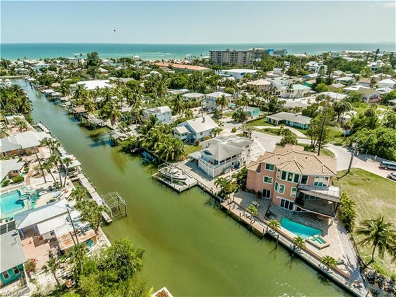 Real Estate Photography - 292 Ohio Ave, # 292, Fort Myers Beach, FL, 33931 - Location 30
