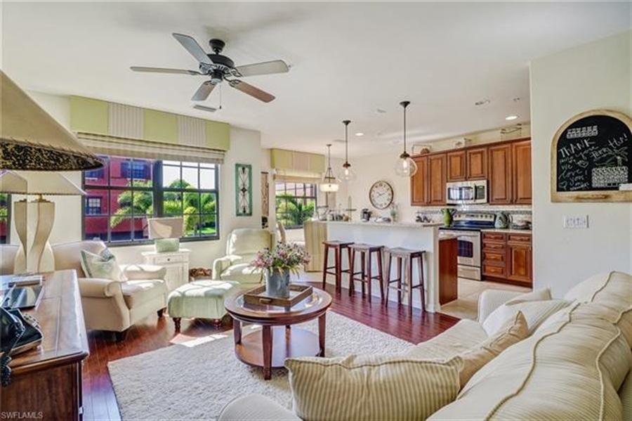 Real Estate Photography - 8989 Cambria CIR 1807 8989, NAPLES, FL, 34113 - Location 8
