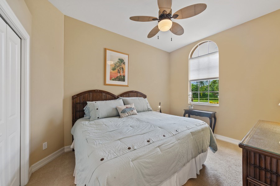 Real Estate Photography - 6061 Divot Ct, Naples, FL, 34113 - 3rd Bedroom