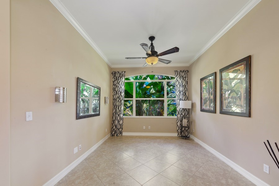 Real Estate Photography - 6061 Divot Ct, Naples, FL, 34113 - Dining Room