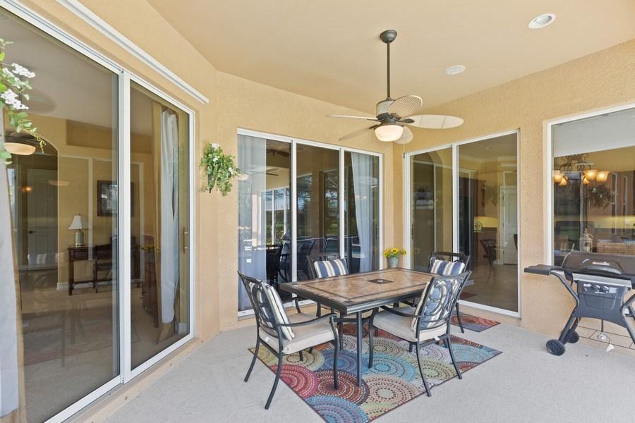 Real Estate Photography - 6061 Divot Ct, Naples, FL, 34113 - Patio