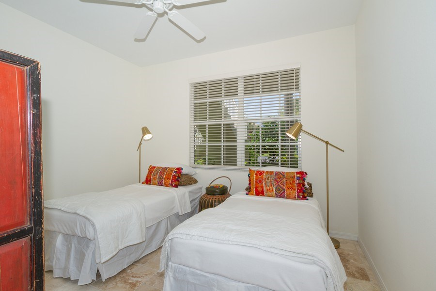 Real Estate Photography - 2310 Carrington Ct #101, Naples, FL, 34109 - Bedroom