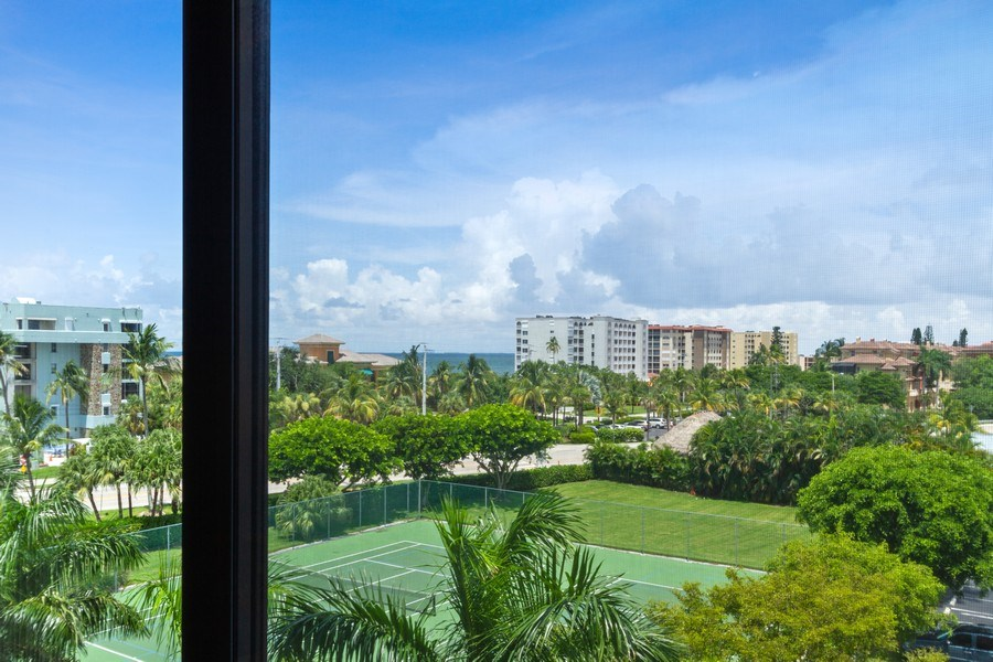 Real Estate Photography - 26171 Hickory Blvd, Unit 4A, Bonita Springs, FL, 34134 - View