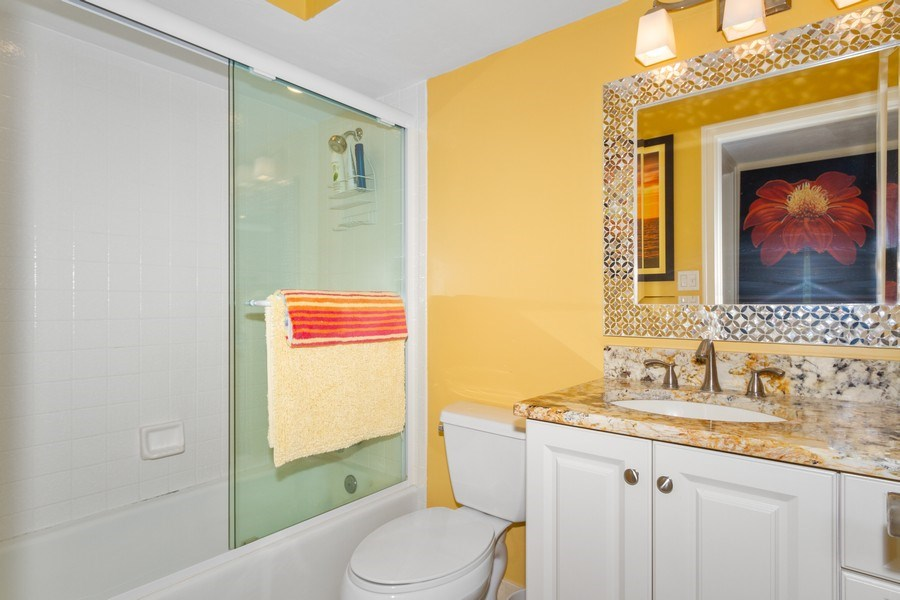 Real Estate Photography - 26171 Hickory Blvd, Unit 4A, Bonita Springs, FL, 34134 - Bathroom