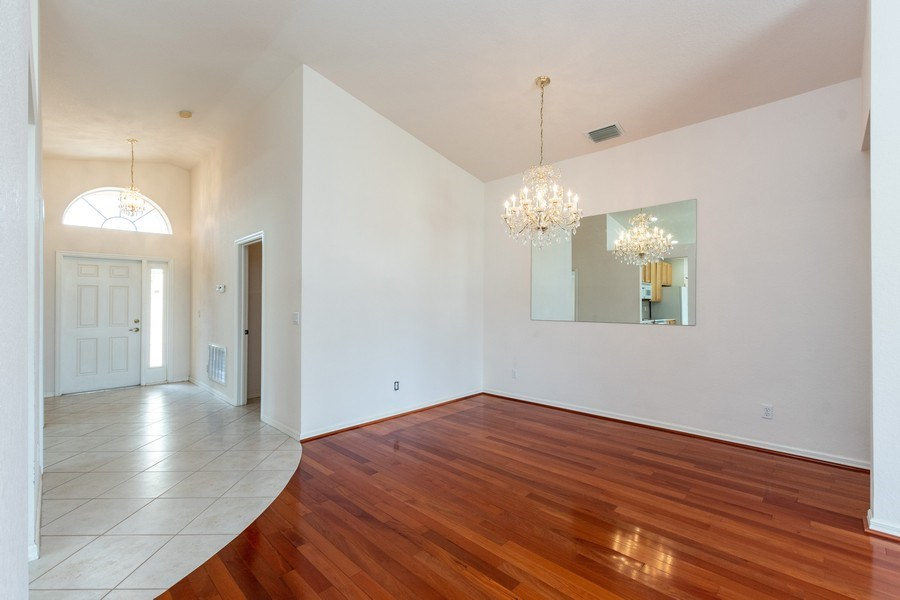 Real Estate Photography - 7529 Lourdes Ct, Naples, FL, 34104 - Dining Area