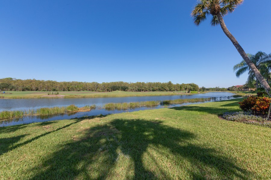 Real Estate Photography - 10285 Heritage Bay Blvd, Unit 825, Naples, FL, 34120 - View