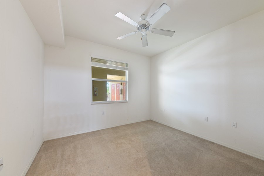 Real Estate Photography - 10285 Heritage Bay Blvd, Unit 825, Naples, FL, 34120 - 2nd Bedroom