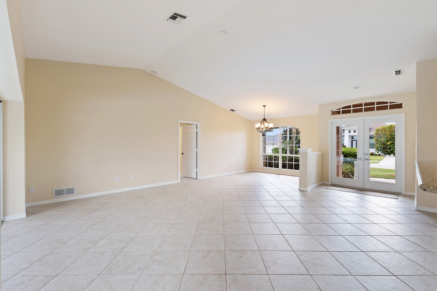 Real Estate Photography - 143 Balfour Drive, Marco Island, FL, 34145 - Living Room