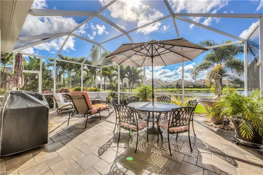 Real Estate Photography - 14692 Cranberry Ct, # 14692, Naples, FL, 34114 - Location 23