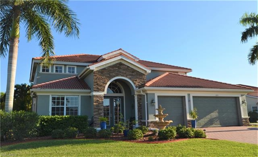 Real Estate Photography - 11857 Lady Anne Cir, # 11857, Cape Coral, FL, 33991 - Location 1