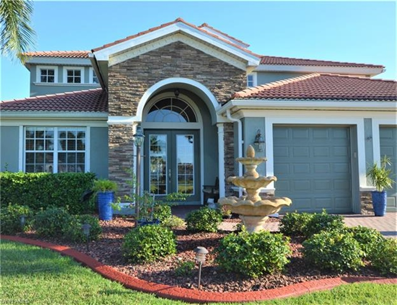Real Estate Photography - 11857 Lady Anne Cir, # 11857, Cape Coral, FL, 33991 - Location 2
