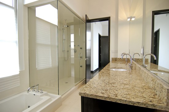 Real Estate Photography - 1725 W Division St, Unit 301, Chicago, IL, 60622 - Master Bathroom
