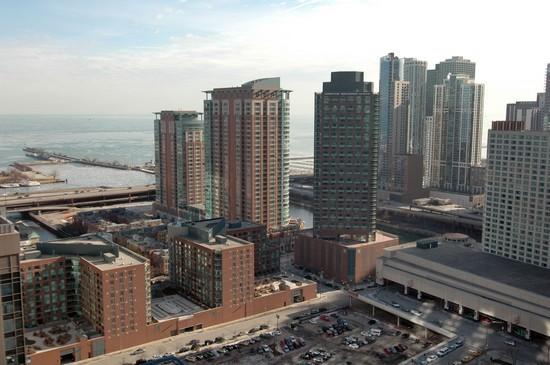 Real Estate Photography - 240 E Illinois, Unit 2603, Chicago, IL, 60611 - View
