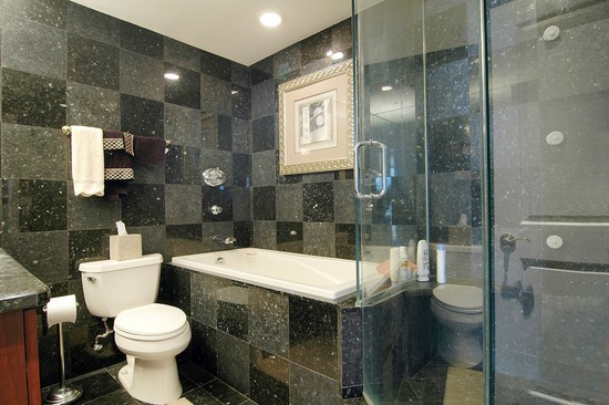 Real Estate Photography - 21 W Goethe, Unit 18G, Chicago, IL, 60610 - Master Bathroom
