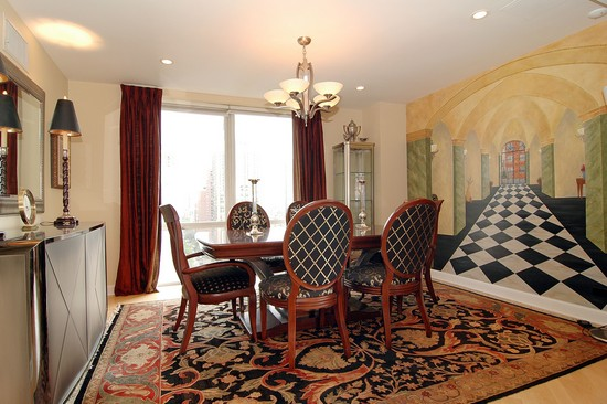 Real Estate Photography - 21 W Goethe, Unit 18G, Chicago, IL, 60610 - Dining Room