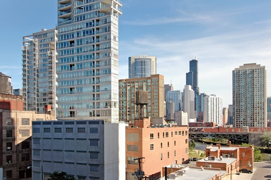 Real Estate Photography - 720 N Larrabee, Unit 602, Chicago, IL, 60611 - View