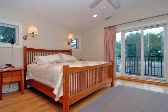 Real Estate Photography - 2617 N Richmond Ave, Chicago, IL, 60622 - Master Bedroom
