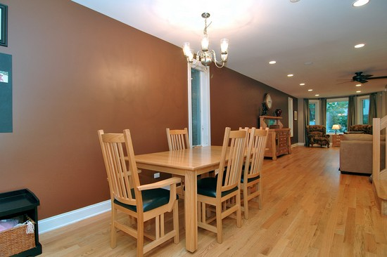 Real Estate Photography - 2617 N Richmond Ave, Chicago, IL, 60622 - Dining Room
