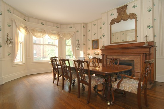 Real Estate Photography - 1210 N Astor, Unit 2A, Chicago, IL, 60610 - Dining Room