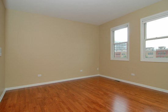 Real Estate Photography - 1029 N Kingsbury, Chicago, IL, 60610 - Master Bedroom