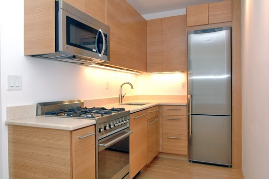 Real Estate Photography - 21 W Chestnut, Unit 507, Chicago, IL, 60610 - Kitchen