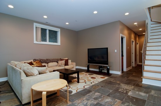 Real Estate Photography - 2037 W Race Ave, Chicago, IL, 60622 - Family Room