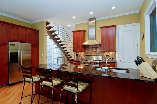 Real Estate Photography - 2037 W Race Ave, Chicago, IL, 60622 - Kitchen