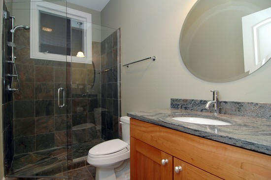 Real Estate Photography - 2037 W Race Ave, Chicago, IL, 60622 - Bathroom