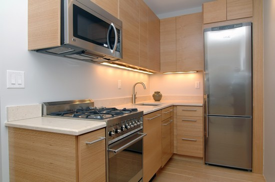 Real Estate Photography - 21 W Chestnut St, Unit 907, Chicago, IL, 60610 - Kitchen
